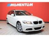 2011 Alpine White BMW 3 Series 328i Sports Wagon #39431316