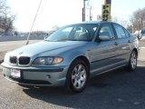 2002 Grey Green Metallic BMW 3 Series 325i Sedan #3938167