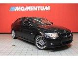 2011 Jet Black BMW 3 Series 335d Sedan #39431318