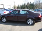 2011 Bordeaux Reserve Metallic Ford Fusion SE #39431134