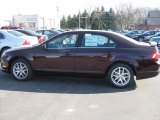 2011 Bordeaux Reserve Metallic Ford Fusion SEL V6 #39431136