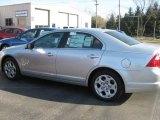 2011 Ingot Silver Metallic Ford Fusion SE #39431138