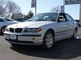 2003 Titanium Silver Metallic BMW 3 Series 325xi Sedan #3938170
