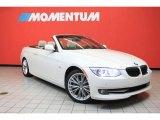 2011 Alpine White BMW 3 Series 335i Convertible #39431353