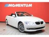 2011 Alpine White BMW 3 Series 335i Convertible #39431354