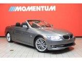 2011 Space Gray Metallic BMW 3 Series 335i Convertible #39431355