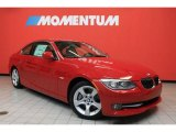 2011 Crimson Red BMW 3 Series 335i Coupe #39431356