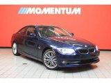 2011 Deep Sea Blue Metallic BMW 3 Series 335i Coupe #39431357