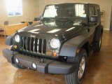 2011 Natural Green Pearl Jeep Wrangler Sport S 4x4 #39430841