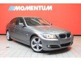 2011 Space Gray Metallic BMW 3 Series 335i Sedan #39431370