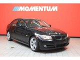 2011 Black Sapphire Metallic BMW 3 Series 335i Sedan #39431375