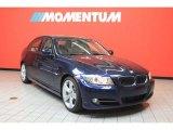 2011 Deep Sea Blue Metallic BMW 3 Series 335i Sedan #39431377