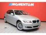 2011 Titanium Silver Metallic BMW 3 Series 335i Sedan #39431378