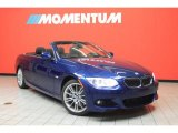 2011 Le Mans Blue Metallic BMW 3 Series 335i Convertible #39431379