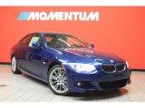 2011 Le Mans Blue Metallic BMW 3 Series 335i Coupe #39431380