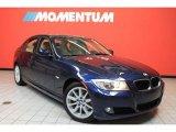 2011 Deep Sea Blue Metallic BMW 3 Series 328i Sedan #39431383