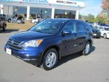 2011 Royal Blue Pearl Honda CR-V EX-L 4WD #39431177