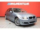 2011 Blue Water Metallic BMW 3 Series 328i Sedan #39431385