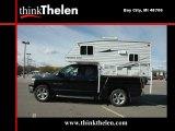 2007 Black Dodge Ram 1500 SLT Quad Cab 4x4 #39431709