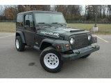 1997 Jeep Wrangler Black