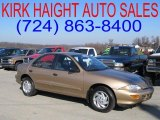 1999 Medium Sunset Gold Metallic Chevrolet Cavalier Sedan #39430903