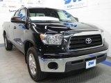 2007 Black Toyota Tundra SR5 Double Cab 4x4 #39431426