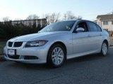 2006 Titanium Silver Metallic BMW 3 Series 325i Sedan #3938176