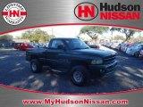 2001 Forest Green Pearl Dodge Ram 1500 ST Regular Cab 4x4 #39502095