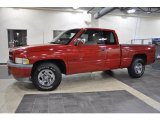 1997 Dodge Ram 1500 Flame Red