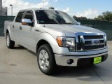 2010 Ingot Silver Metallic Ford F150 Lariat SuperCrew #39502835