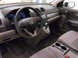 2011 Honda CR-V EX Gray Interior