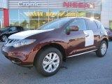 2011 Merlot Nissan Murano S #39502872