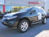 2011 Super Black Nissan Murano SL #39502873