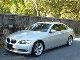 2008 Titanium Silver Metallic BMW 3 Series 335i Coupe #39502657