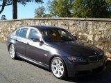 2008 Sparkling Graphite Metallic BMW 3 Series 335i Sedan #39502659