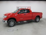 2008 Radiant Red Toyota Tundra Double Cab 4x4 #39502355
