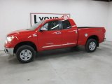 2008 Radiant Red Toyota Tundra SR5 TRD Double Cab 4x4 #39502361