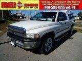 2001 Bright White Dodge Ram 1500 SLT Club Cab #39503300