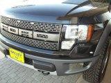 2010 Tuxedo Black Ford F150 SVT Raptor SuperCab 4x4 #39502682