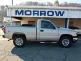 2007 Chevrolet Silverado 1500 Classic Regular Cab 4x4 Data, Info and Specs