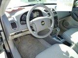 2007 Chevrolet Malibu LT V6 Sedan Titanium Gray Interior