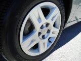2007 Chevrolet Malibu LT V6 Sedan Wheel