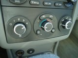 2007 Chevrolet Malibu LT V6 Sedan Controls