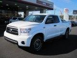 2011 Super White Toyota Tundra TRD Double Cab 4x4 #39503003