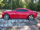 2010 Victory Red Chevrolet Camaro SS/RS Coupe #39503016