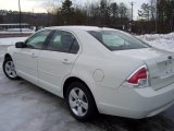 2008 White Suede Ford Fusion SE #3932817