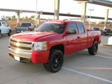 2007 Chevrolet Silverado 1500 LT Z71 Extended Cab 4x4 Data, Info and Specs