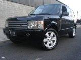 2004 Java Black Land Rover Range Rover HSE #3940014