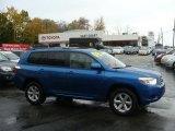 2008 Blue Streak Metallic Toyota Highlander 4WD #39502767