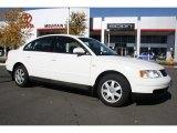 2000 Candy White Volkswagen Passat GLS 1.8T Sedan #39502433